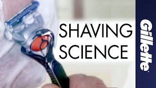 How to shave your face   The science behind it   Gillette