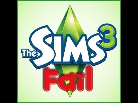 The Sims 3 Fail #1 ~ Your Asking To Get Probed