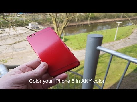 how-to: Change the color of your phone