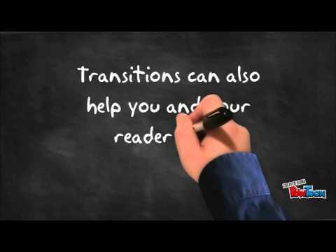 Organizing Ideas in Writing