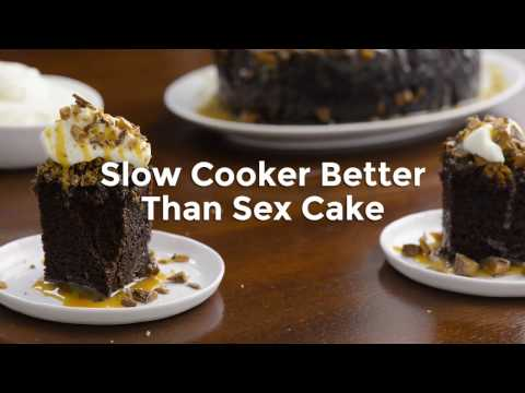 Slow Cooker Better Than Sex Cake