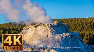 Yellowstone National Park - 4K (Ultra HD) Nature Documentary Film - Episode 2