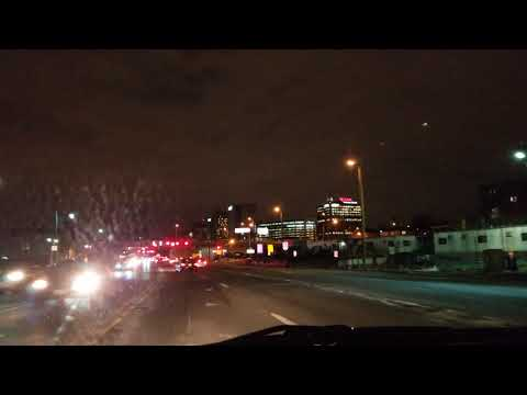 Driving in Newark Nj part 1 4K
