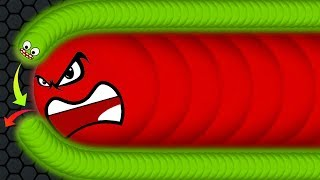 Wormate.io Best Trolling Pro Never Mess With Tiny Snake Epic Wormateio Funny/Best Moments! 2K