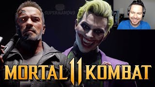 Download I CAN'T BELIEVE THEY ACTUALLY DID IT! - Mortal Kombat 11: Kombat Pack DLC Reaction! Video