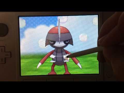 pokemon amie-Pawniard