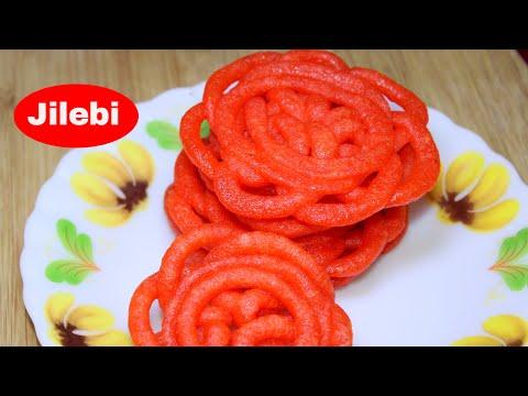 How to make Jilebi|Kerala Bakery Style Jalebi  Recipe| Foolproof Jalebi Recipe|ജിലേബി |Anu's Kitchen