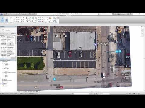Google Maps to Revit at Scale