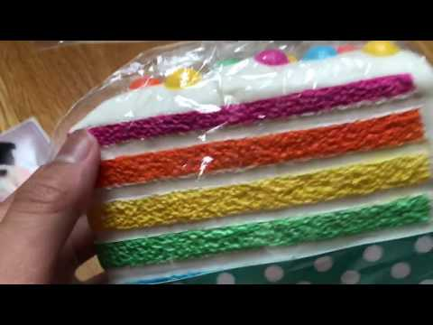 AMAZING INSTAGRAM SQUISHY PACKAGES!