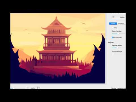 How to export, convert JPEG, JPG to PDF, AI, SVG on Mac within a few seconds