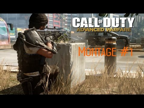COD AW: Montage #1 HD