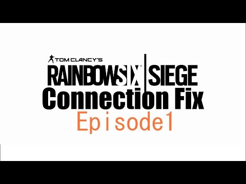 How To Eliminate Lag And Connection Issues In Rainbow 6 Siege-PC