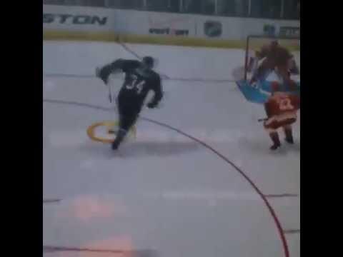 NHL14: I deke out Goalie and Defender