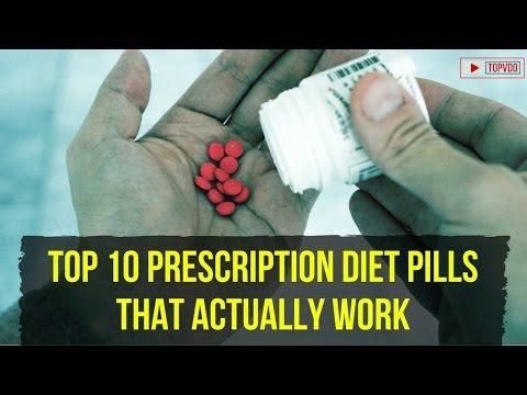 Top 10 Prescription Diet Pills that actually work