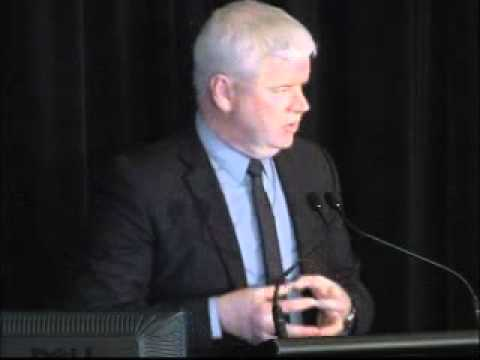 HWA CEO, Mr Mark Cormack, presenting at the ACHSM Regional Conference