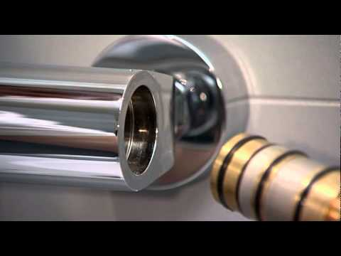 Exposed shower valve - Thermostatic cartridge: maintenance, replacement and calibration
