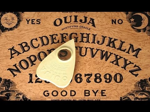 The Science of Ouija Boards & Spirit Communication