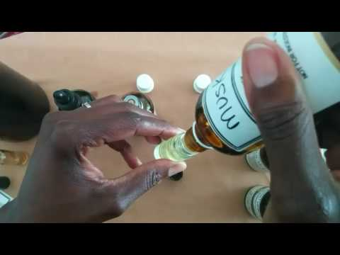 Roll-on Oil Perfume (How to make)