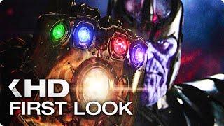 AVENGERS 3: Infinity War First Look German Deutsch (2018)