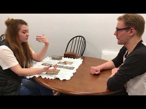 Gavin Gets a Tarot Card Reading
