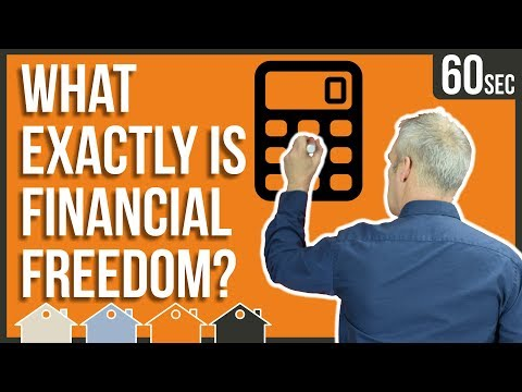 Financial Freedom, What Is It & How To Achieve It? | A Passive Income In Today's Property Market