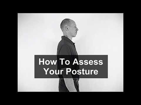 How to Analyze Your Posture and the Importance of Posture in Fall Prevention
