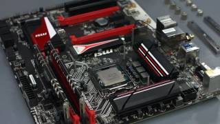 $1500 Gaming PC Build - i5-6600K / MSI Z170A Tomahawk AC / Thermaltake View 27