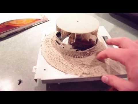 Ceiling Air Vent Fan Repair - Bathroom/Shower