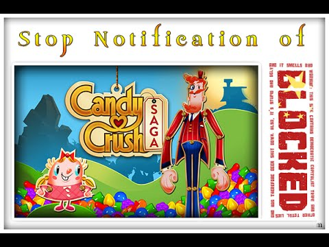 How To Block Candy Crush Saga Requests Permanently | Facebook