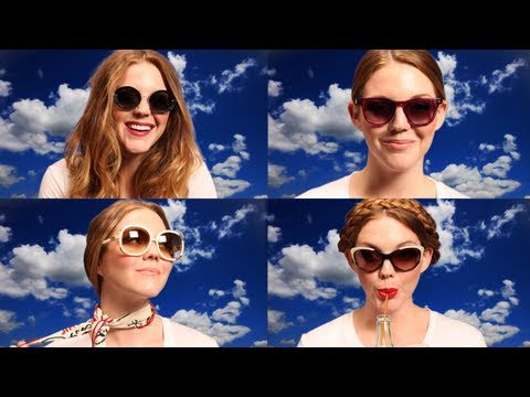 15 Sunglasses For Every Face and Occasion!