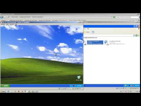 Cara setting IP Address di Windows XP