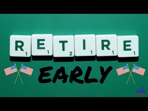 How to Retire Early as a Federal Employee!