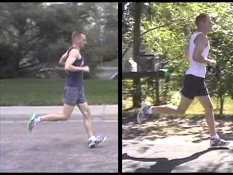 Runners IT Band Injury/Knee pain Rehab, Running Form and Technique