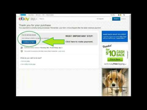 How to pay on eBay with Skrill / Moneybookers Tutorial