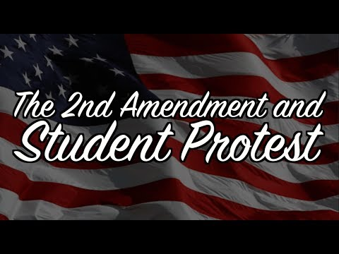 The #ENOUGH Walkout: Explaining the issue to students