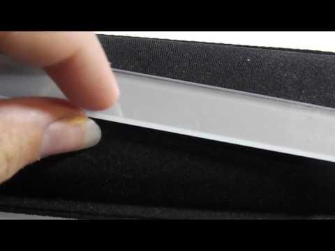 Shinail Crystal Glass Nail File And Buffer Shiner Polisher Manicure Tool