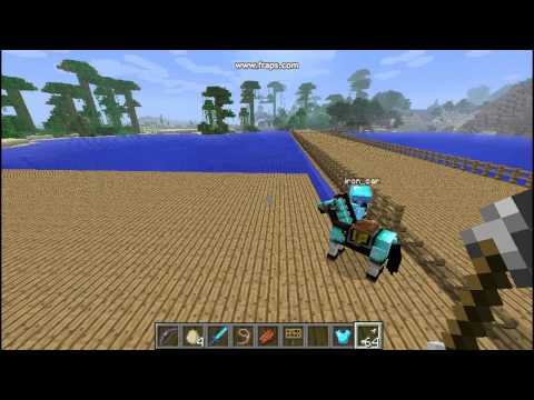 Tame & Ride Horses in Minecraft: My Horse Riding Story in Minecraft