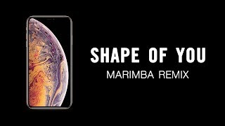 marimba shape of you ringtone mp3 free download