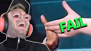 NEVER SHAKE SOMEONES HAND...