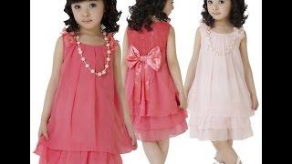 اجمل فساتين اطفال بناتى للعيد ملابس بنات تجنن Fashion Baby Chic
