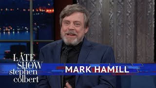 Mark Hamill: The Best Star Wars Fans Are