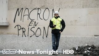 Download Macron's Debates Are Over — Yellow Vest Protests Aren't (HBO) Video