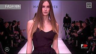 MAISONNOEE Highlights Fall 2019 2020 MBFW Berlin - Fashion Channel