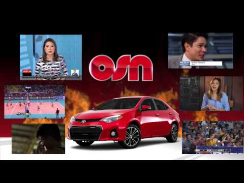 OSN Kapatid Papremyo - Win a brand new CAR and autographed basketball shoes!