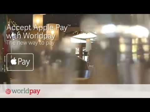 Accept Apple Pay with Worldpay