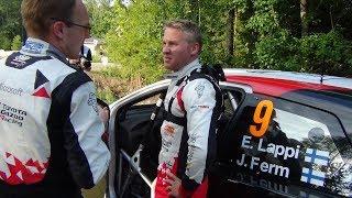 WRC Rally Finland 2018 Shakedown Vesala