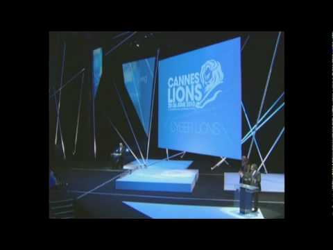 Cannes Cyber Lions Speech