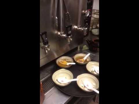 Benihana dirty onion soup
