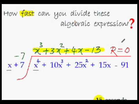 Division Trick 3   how to Double Check the Answer After Division