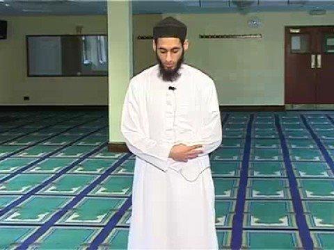 4 Rakah Sunnah - Step by step guide to Salah - Fajr Zahr Asr Maghrib Isha - (PART10) 4 RAKAH SUNNAH